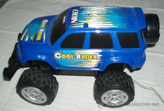 COCHE RADIO CONTROL COOL RACER DE NIKKO (Juguetes - Modelismo y Radiocontrol - Radiocontrol - Coches y Motos)