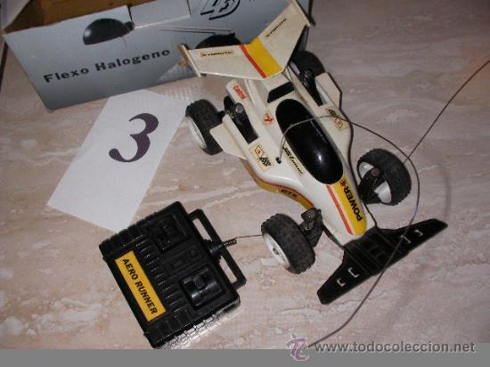 ANTIGUO COCHE BUGGY RADIO CONTROL (Juguetes - Modelismo y Radiocontrol - Radiocontrol - Coches y Motos)