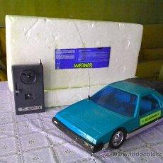 Radio Control: COCHE TELEDIRIGIDO WEGNER. Lote 38405467