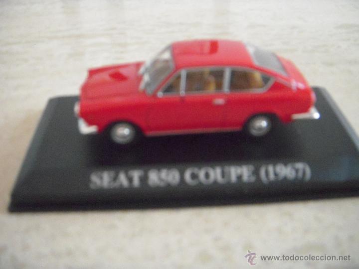 SEAT 850 COUPE (1967) (Juguetes - Modelismo y Radiocontrol - Radiocontrol - Coches y Motos)