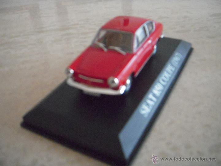 Radio Control: seat 850 coupe (1967) - Foto 2 - 114041828