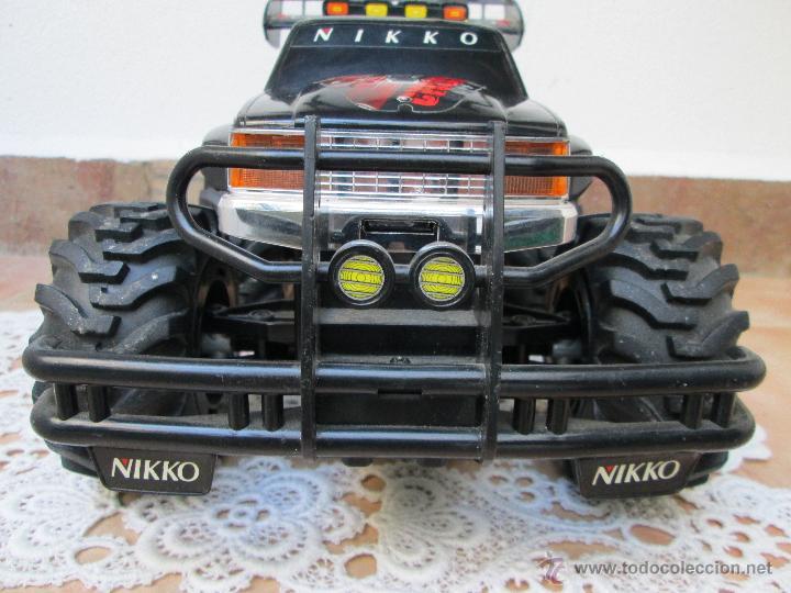 Radio Control: Clasico Todoterreno Nikko Cyclone Años 80 - Foto 4 - 44361810