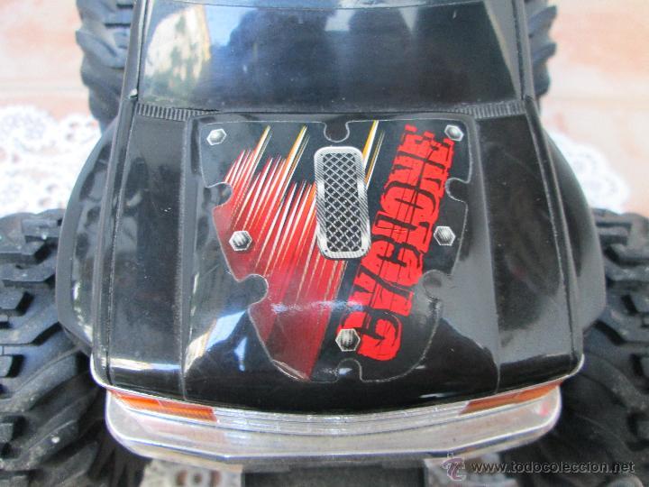 Radio Control: Clasico Todoterreno Nikko Cyclone Años 80 - Foto 6 - 44361810