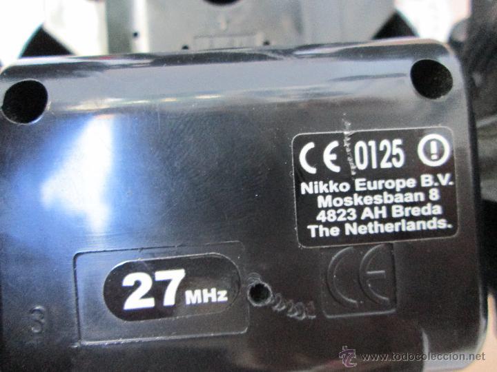 Radio Control: Clasico Todoterreno Nikko Cyclone Años 80 - Foto 10 - 44361810