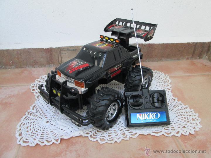 CLASICO TODOTERRENO NIKKO CYCLONE AÑOS 80 (Juguetes - Modelismo y Radiocontrol - Radiocontrol - Coches y Motos)