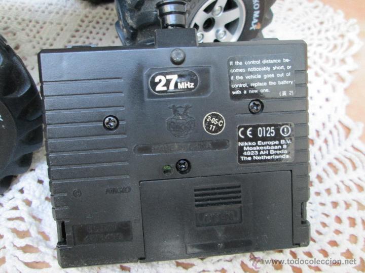 Radio Control: Clasico Todoterreno Nikko Cyclone Años 80 - Foto 14 - 44361810