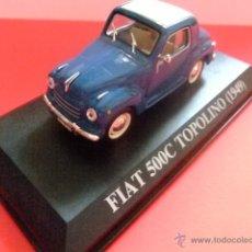 Radio Control: COCHE COCHE FIAT 500 OPOLINO 1949 VER FOTOS. Lote 50559897
