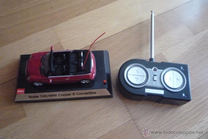 Radio Control: MINI COOPER S SCALE 1/43.RADIO CONTROL. NUEVO - Foto 2 - 51030006