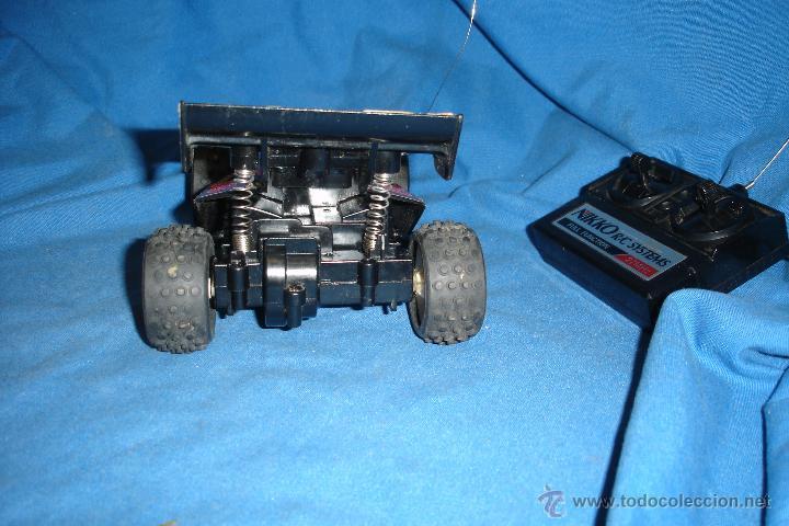Radio Control: COCHE CON RADIO CONTROL NIKKO SUPER BUGGY 58 - FUNCIONA - Foto 2 - 51609718