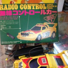 Radio Control - RADIO CONTROL LANCIA STRATOS HF TURBO MADE IN JAPAN - 54048997