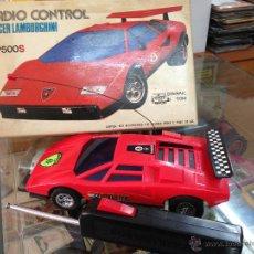Radio Control: RADIO CONTROL RACER LAMBORGHINI LP 500 S. Lote 54049033