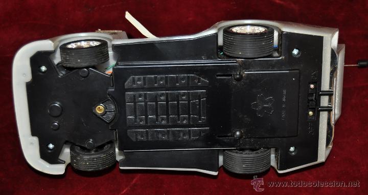 Radio Control: COCHE TELEDIRIGIDO PORSHE MARTINI A ESCALA 1/12 DE LA CASA YONEZAWA. AÑOS 70 - Foto 6 - 54051199
