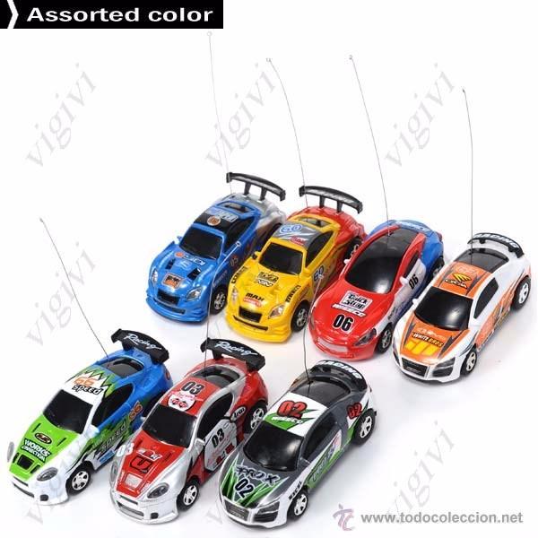 Radio Control: MINI COCHE TELEDIRIGIDO RADIOCONTROL RC CAR RACING-Mini High Speed RC Car Racing - Foto 2 - 75931026