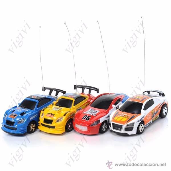 Radio Control: MINI COCHE TELEDIRIGIDO RADIOCONTROL RC CAR RACING-Mini High Speed RC Car Racing - Foto 3 - 75931026