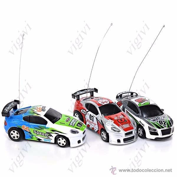 Radio Control: MINI COCHE TELEDIRIGIDO RADIOCONTROL RC CAR RACING-Mini High Speed RC Car Racing - Foto 4 - 75931026