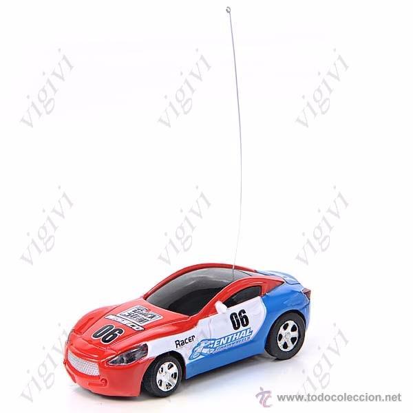 Radio Control: MINI COCHE TELEDIRIGIDO RADIOCONTROL RC CAR RACING-Mini High Speed RC Car Racing - Foto 6 - 75931026