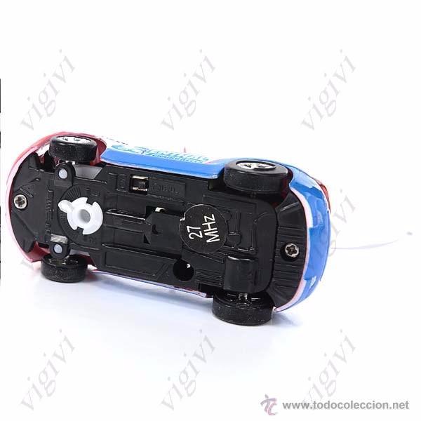 Radio Control: MINI COCHE TELEDIRIGIDO RADIOCONTROL RC CAR RACING-Mini High Speed RC Car Racing - Foto 7 - 75931026
