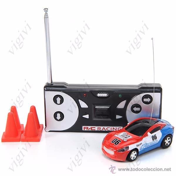 Radio Control: MINI COCHE TELEDIRIGIDO RADIOCONTROL RC CAR RACING-Mini High Speed RC Car Racing - Foto 8 - 75931026