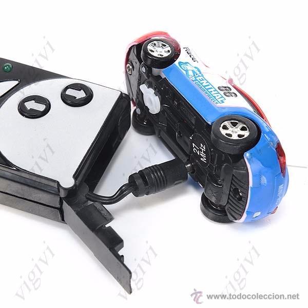 Radio Control: MINI COCHE TELEDIRIGIDO RADIOCONTROL RC CAR RACING-Mini High Speed RC Car Racing - Foto 11 - 75931026