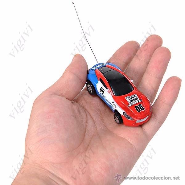 Radio Control: MINI COCHE TELEDIRIGIDO RADIOCONTROL RC CAR RACING-Mini High Speed RC Car Racing - Foto 12 - 75931026