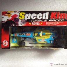 Radio Control: COCHE RADIO CONTROL SPEED KING F1- FORMULA CAR, NUEVO. Lote 54838199