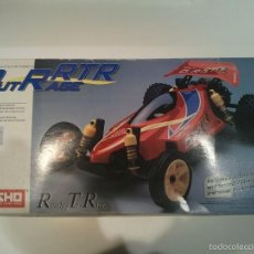 Radio Control: COCHE KYOSHO OUTRAGE 1/10 T.T. ELECTRICO. Lote 55814703