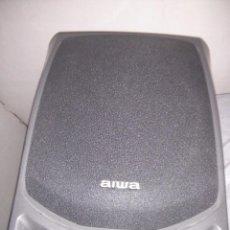 Radio Control: PAREJA ALTAVOCES AIWA 2 VÍAS + SUBWOOFER ANTIGUOS USADOS. Lote 56024461