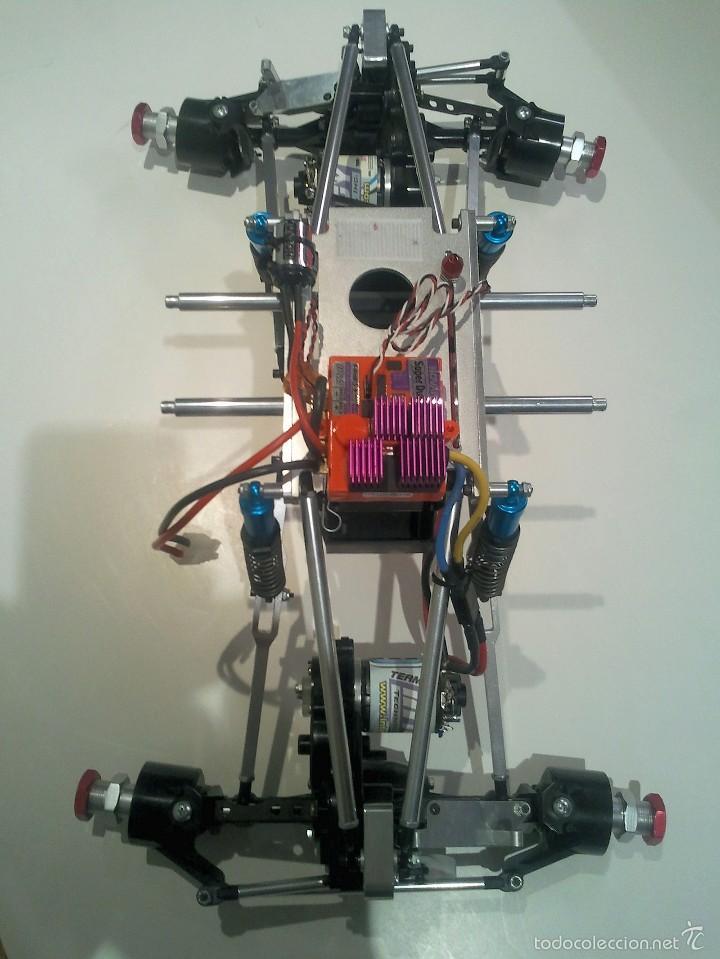 Radio Control: Coche Crawler Gecko Pro by Rcguy - Foto 3 - 56033294