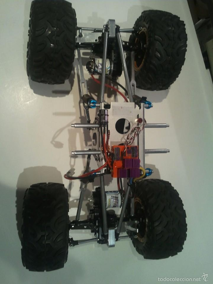 Radio Control: Coche Crawler Gecko Pro by Rcguy - Foto 4 - 56033294