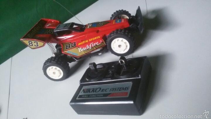 Carreras 40mhz Rc Systems De Coche Autodirigido Nikko stQrdCh