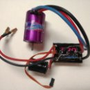 Radio Control: MOTOR Y VARIADOR MTRONIKS BRUSHLESS 1/10. Lote 57409173