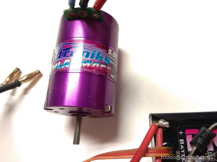 Radio Control: Motor y Variador Mtroniks Brushless 1/10 - Foto 3 - 57409173
