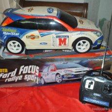 Radio Control: FORD FOCUS WRC 2002 NUEVO. Lote 118684106