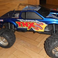 Radio Control: COCHE MONSTER TRUCK GASOLINA RC ESCALA 1/8. Lote 63467064