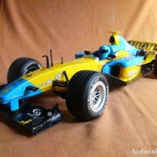 Radio Control - Coche carreras Radiocontrol F1 Formula 1 Renault Renovate 1:8 escala Race King 727 Fernando Alonso - 143670952