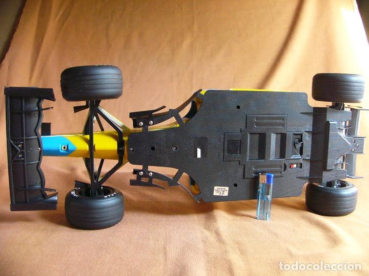 Radio Control: Coche carreras Radiocontrol F1 Formula 1 Renault Renovate 1:8 escala Race King 727 Fernando Alonso - Foto 6 - 143670952