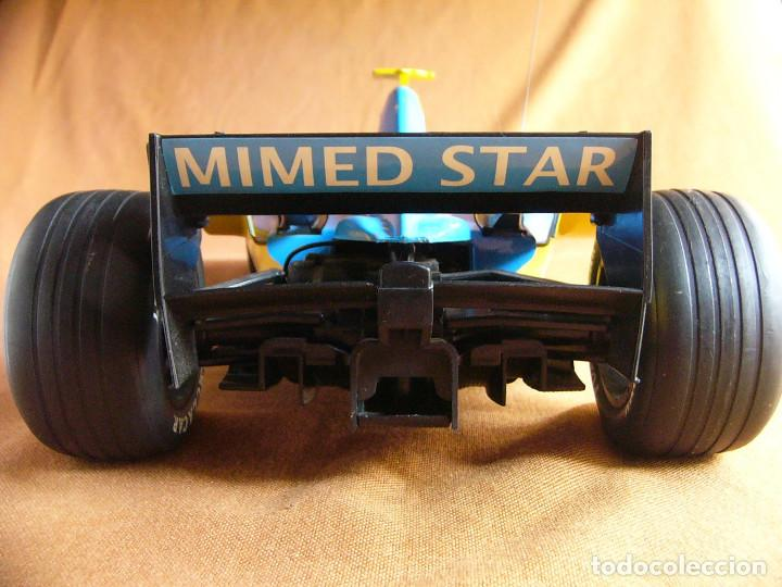 Radio Control: Coche carreras Radiocontrol F1 Formula 1 Renault Renovate 1:8 escala Race King 727 Fernando Alonso - Foto 9 - 143670952