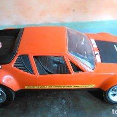Radio Control - Coche Deportivo de Radio control de 60cm de los años 70. Fabricado por Rico en Italia. Vintage. - 70405053