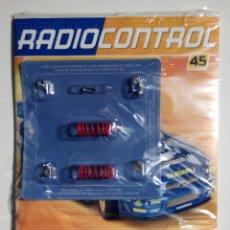 Radio Control: ALTAYA RADIOCONTROL FASCÍCULO 45 SUBARU IMPREZA CON REPUESTOS NUEVO. Lote 75917589