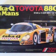 Radio Control: TOYOTA 88C HASEGAWA. Lote 86022468