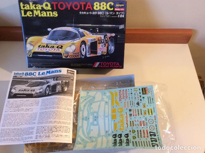 Radio Control: Toyota 88C Hasegawa - Foto 2 - 86022468