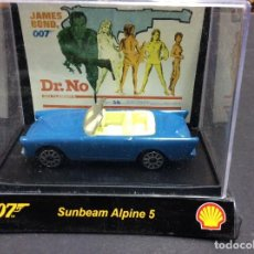 Radio Control: SUNBEAM ALPINE 5 JAMES BOND 007. Lote 86710732