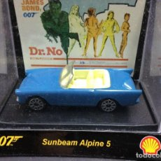 Radio Control: SUNBEAM ALPINE 5 JAMES BOND 007. Lote 86710832