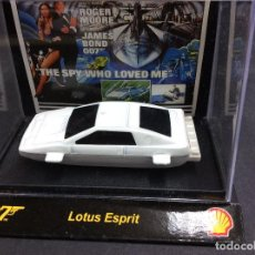 Radio Control: LOTUS ESPRIT JAMES BOND 007. Lote 86711400