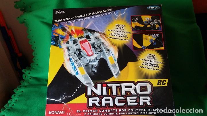 NITRO RACER DE FAMOSA – USADO (Juguetes - Modelismo y Radiocontrol - Radiocontrol - Coches y Motos)
