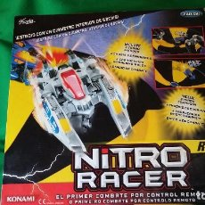 Radio Control: NITRO RACER DE FAMOSA – USADO. Lote 88569212