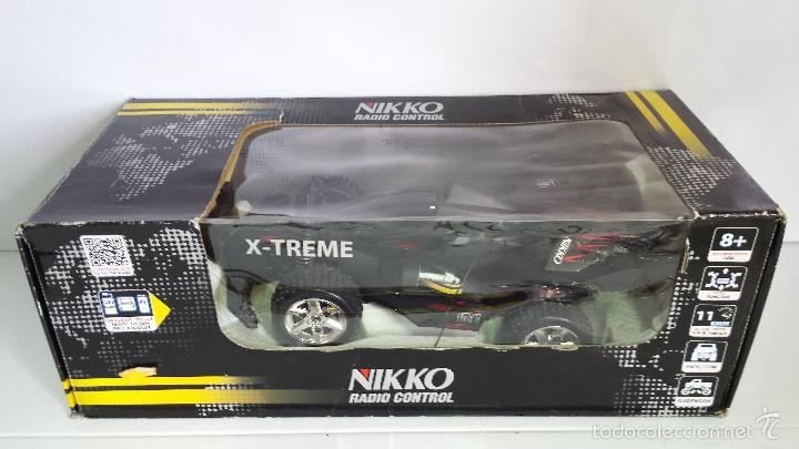 COCHE R.C. NIKKO X-TREME (Juguetes - Modelismo y Radiocontrol - Radiocontrol - Coches y Motos)