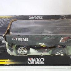 Radio Control: COCHE R.C. NIKKO X-TREME. Lote 89459368