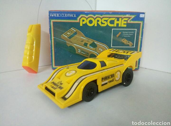 PORSCHE + AUDI LM NUMERO 3 AMARILLO (Juguetes - Modelismo y Radiocontrol - Radiocontrol - Coches y Motos)