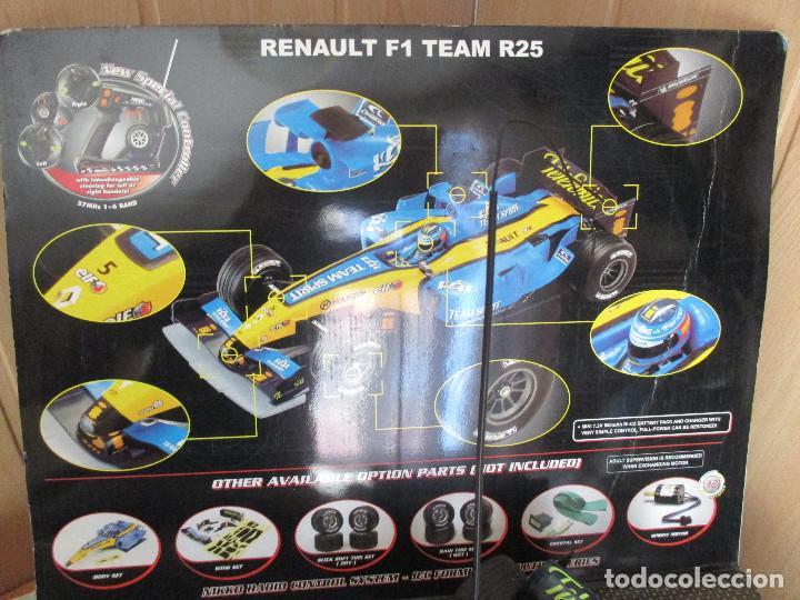 Radio Control: NIKKO: COCHE RADIOCONTROL ESCALA 1/14 RENAULT F1 TEAM FERNANDO ALONSO - Foto 11 - 131889798